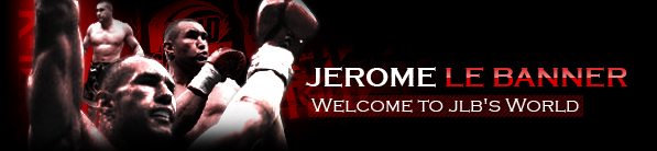Jerome Le Banner&#039;s Official Website !